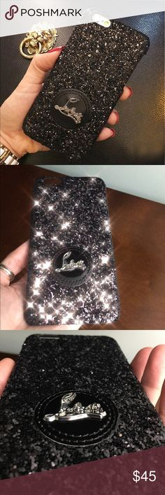 Christian Louboutin iPhone 6+ 6S Plus case cover Are you ready to Lit! This is a beautiful Christian Louboutin inspired iPhone 6 Plus 6s plus. (Lightweight) (It comes without a box) Christian Louboutin Accessories Phone Cases