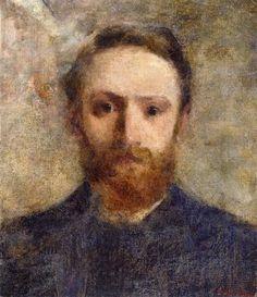 edouard vuillard | Self-Portrait - Edouard Vuillard