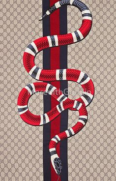 SNAKE GUCCI INSPIRED CASE
