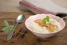 Arroz con leche condensada. El final perfecto para una comida ligera. Descubre la receta en http://www.gallinablanca.es/receta/arroz-con-leche-condensada-60793/#.U14dwq6bvcs
