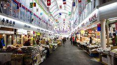 Jungbu Market (Chungbu Market)