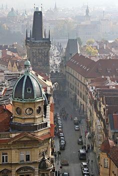 Prague, Czech Republic. Adventures in Missions www.adventures.org World Race www.worldrace.org