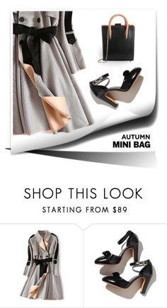 """""""Mini Bag"""" by alevalepra ❤ liked on Polyvore featuring Christian Louboutin and minibags"""