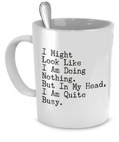 If you're looking for a Funny yet Sarcastic Coffee Mug or Sarcasm Humor Gift for yourself, your Boss, co workers, partners or subordinates that will be used and enjoyed for years to come, then check o