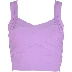 Choies Elastic Bodycon Crop Top with Shoulder Straps in Purple ($25) ❤ liked on Polyvore featuring tops, crop tops, shirts, purple, tank tops, bodycon top, purple shirt, shirt crop top, crop top and shirts & tops