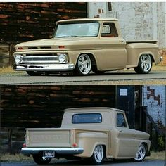 Gm Trucks, Cool Trucks, Chevy Trucks, Chevy C10, Chevrolet, Vintage Pickup Trucks, Hot Rods, Classic, Vehicles