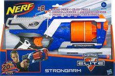 Intertoys Paasfolder - Nerf N-Strike Elite Strongarm