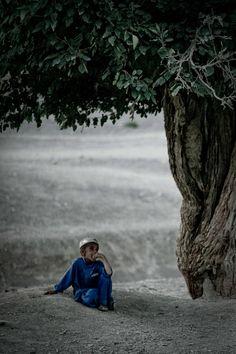 Afghanistan Children of War - by Zoriah (photojournalist - war photographer)