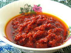 Nasi Lemak Lover: Sweet sambal tumis, a CNY potluck