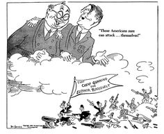Dr. Seuss's World War II Political Propaganda Cartoons | Brain Pickings