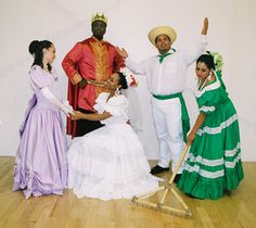 Puerto Rico People | Puerto Rican Folkloric Dance & Cultural Center - Music, Dance, Culture ...