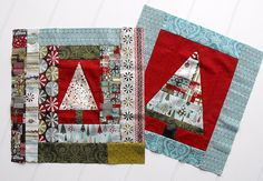 Tutorial for patchwork pillow