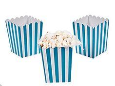 blue party supplies,turquoise,baby blue,aqua,bunting,cupcake box,decorations,garland - Jilly Bean Kids www.jillybeankids.com