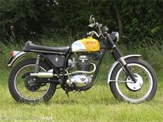 BSA Victor Special I bought a new 1 in 1969. Went through 17 races, 22 Hill Climbs, about 15 girlfriends.