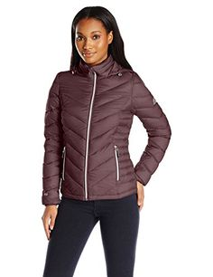 800e0d068a606 ZeroXposur Mabel packable sweater down is lighter and slimmer than a  regular down jacket. This stylish jacket provides excellent warmth for a  cool fall or ...
