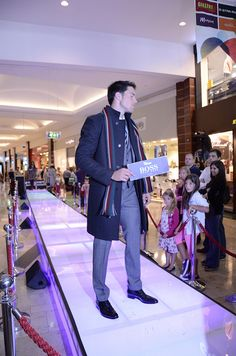 Dundrum Town Centre Fall for Fashion -  Boss