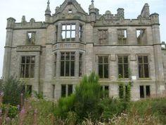 Ury House, Stonehaven, Scotland, Aug '08 - Derelict Places