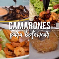 Cheesy Recipes, Fish Recipes, Seafood Recipes, Mexican Food Recipes, Cooking Recipes, Healthy Recipes, Seafood Dishes, Diy Food, Soul Food