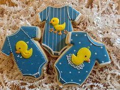 Baby Duckie Onesie's by Sugar
