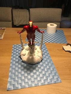 Iron Man by Ali Ali