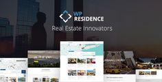WP Residence v1.17.2 – Real Estate WordPress Theme