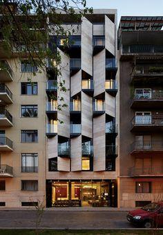 *이스마엘 호텔 [ Estudio Larrain ] Ismael 312 Apart Hotel :: 5osA: [오사]