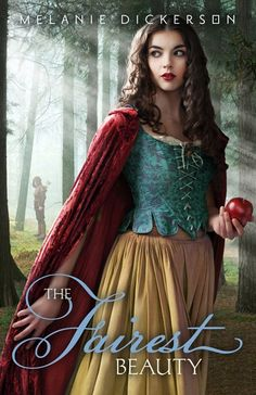 """Lynne interviewed Melanie Dickerson, author of the teen novel """"Fairest Beauty"""" on April 15 - during Author Author"""