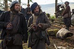 "#Outlander Season 1x09 ""The Reckoning"" #RupertMacKenzie #GrantO'Rourke #AngusMhor #StephenWalters"