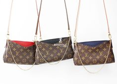 6954feb3d59 Louis Vuitton Clutches PALLAS CLUTCH  London department store new item  7