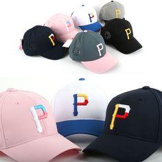 Children Kids Boys Girls Pittsburgh Pirates P Logo Baseball Caps Snapback Hats #hellobincom #BaseballCapHats