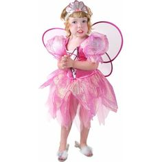 Toddler Pink Petal Princess Costume