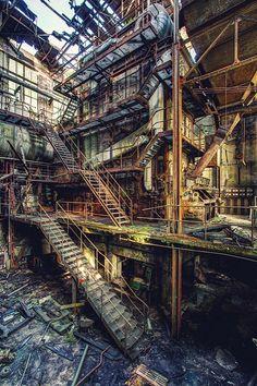 Paper Mill - 15   Urbex Session : Paper Mill Revisit (DE) , …   Flickr