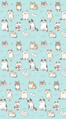 Wallpaper Gatinhos