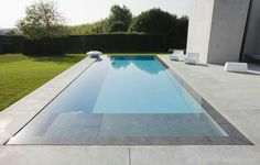 outdoor swimming pool, concrete swimming pools, infinity pool, swimming pool - Home and Garden Decoration Backyard Pool Landscaping, Backyard Pool Designs, Swimming Pools Backyard, Swimming Pool Designs, Infinity Pool Backyard, Luxury Swimming Pools, Natural Swimming Pools, Luxury Pools, Natural Pools