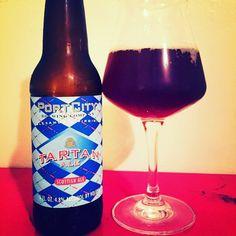 Tartan Ale by Port City Brewing - very easygoing malt-driven scotch ale  #scotchale #portcitybrewery  #craftbeer #craftbeerporn #beer #beerstagram #beertography #instabeer #beernerd #beerpic #fanaticbeer #beerme #goodbeer #goodbeerhunting #beergasm #iheartbeer #craftnotcrap #untappd #craftbeer
