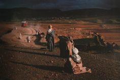 endilletante: Morocco de Harry Gruyaert, Schirmer Art books, 1990.