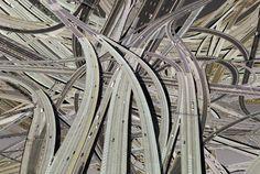 Roadshow, 04, C-Print, Diasec auf Aluminium, 80 x 120 cm, Hubert Blanz, 2007