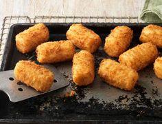 Croquettes de pomme de terreVoir la recette des Croquettes de pomme de terre