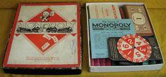 Vintage Monopoly Game John Waddington Ltd