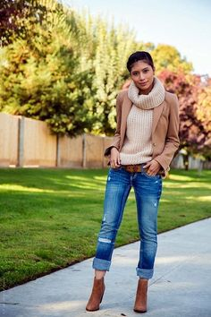 How to Style with Ankle Boots  (19)