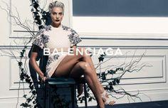 Balenciaga Spring Fashion Campaign 2014