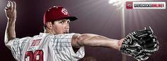 Carolina baseball - Michael Roth