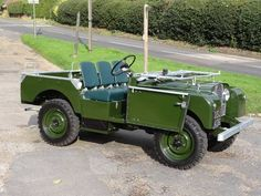 """Land Rover Series 1 80"""" - Full Restoration in 2016 For Sale (1951)"""