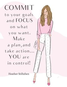 Cards for Women – Commit to YOUR Goals – Motivational Art – – Greeting Cards – Quotes for Women – Art for Women – Inspirational Art – zitieren Positive Quotes For Women, Positive Thoughts, Positive Life, Positive Outlook, Woman Quotes, Life Quotes, Qoutes, Quotations, Quotes Women