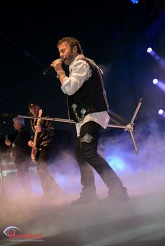 Paul Rodgers of Bad Company in concert at Riverside Casino in Riverside, Iowa 7/3/13