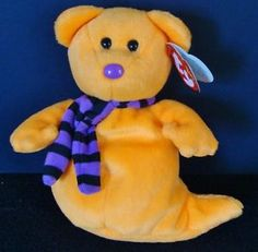 TY Beanie Baby Shivers Retired Ty Babies db182c161f26