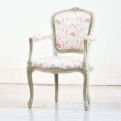 French Vintage Salon Chair