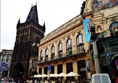 Drei Tage in Prag Europe, Prague