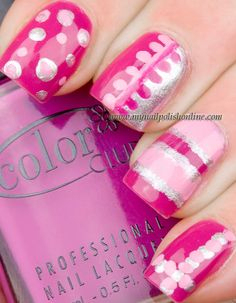 I like the pink finger the best think Ill try this one!
