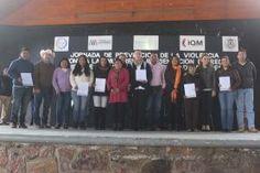 Pinal de Amoles, Qro, 28 de octubre de 2016, en el kiosco de la Cabecera Municipal, se realizó una Jornada...